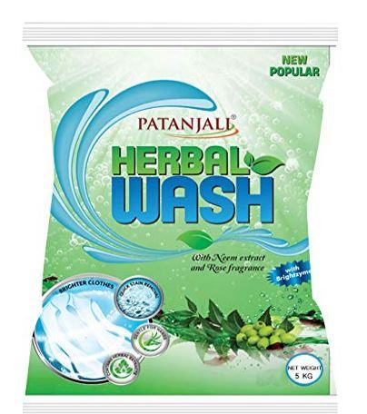 Patanjali Detergent Powder