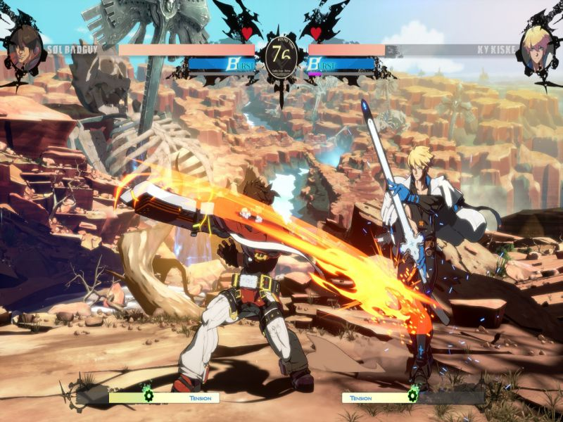 Download GUILTY GEAR STRIVE Game Setup Exe