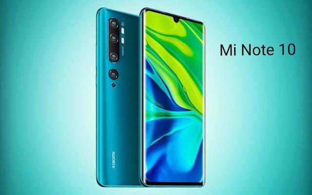 مواصفات شاومي Xiaomi Mi Note 10 و سعره