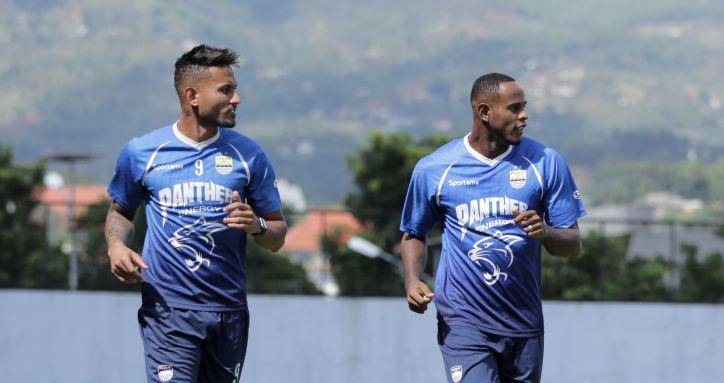 Wander Luis dan Joel Vinicius
