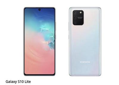 Samsung galaxy S10 lite and Note 10 Lite 2020