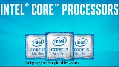 Perbedaan processor CPU intel