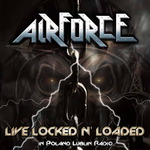 """Ο δίσκος των Airforce """"Live Locked N' Loaded"""""""