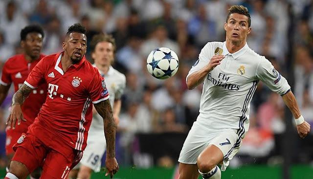 مباراة بايرن ميونخ وريال مدريد