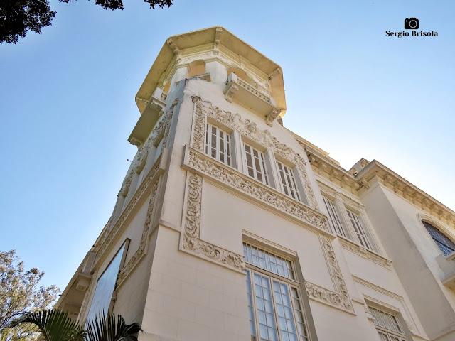 Palácio dos Cedros (perspectiva do torreão)
