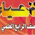 ملزمة الأحياء للصف الرابع العلمي الأستاذ علي عبد الهادي أمين