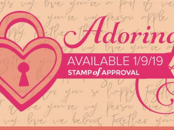 Adoring You- Stamp of Approval