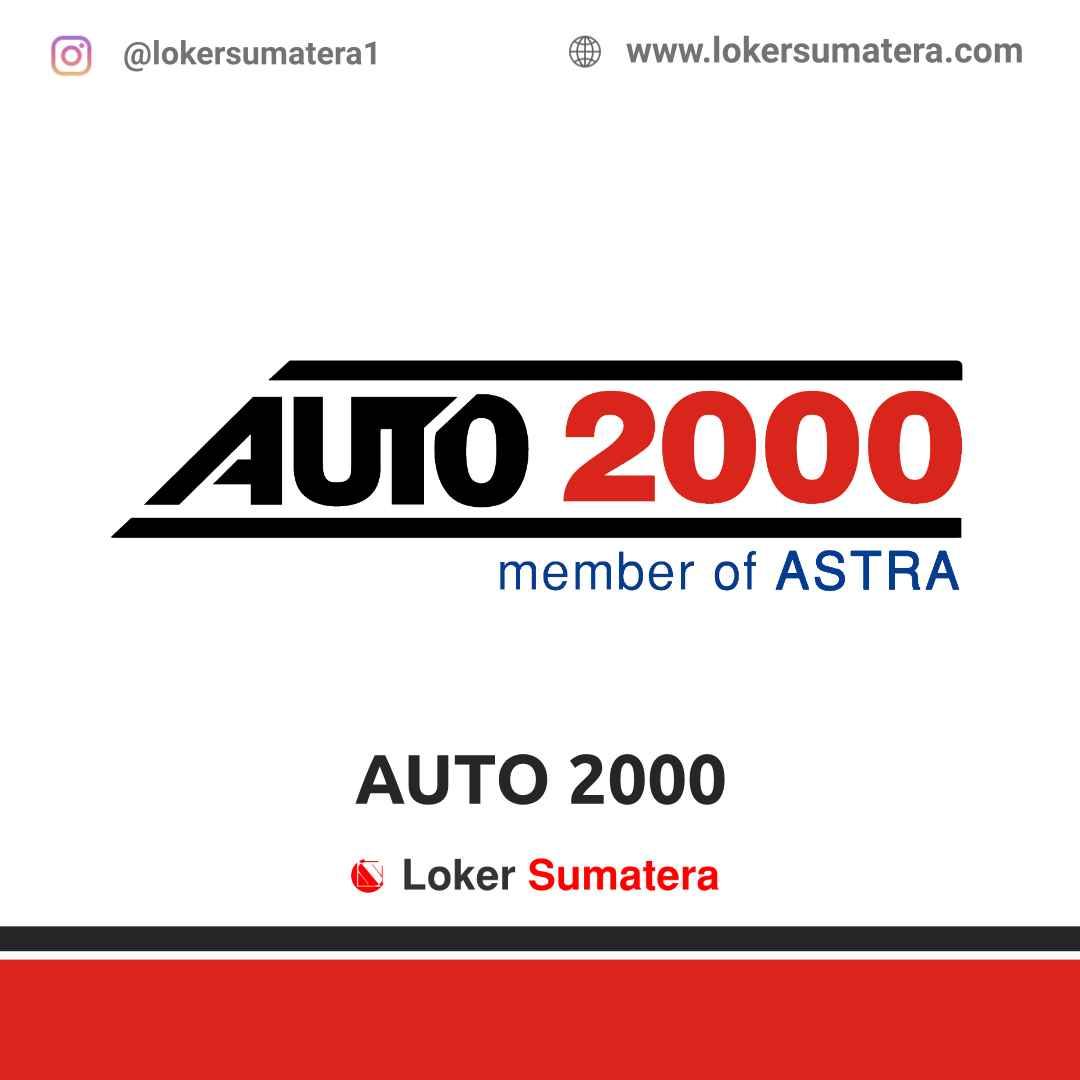 Lowongan Kerja Padang:  Auto 2000 April 2021