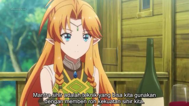 Isekai Cheat Magician Episode 02 Subtitle Indonesia