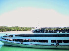 Catamarã Morro de São Paulo Bahia Brasil