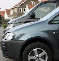 gocaps express koerier zaventem fleet caddy transporter