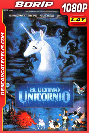 El ultimo unicornio (1982) 1080p BDrip Latino – Ingles