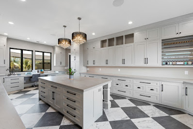 Craft Room of House #27: The Resolute at the 2021 Parade of Homes
