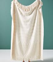 Anthropologie Cleo Throw Blanket