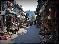 ตลาดตงไถลู่ (Dongtai Lu)
