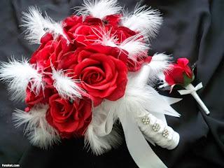 صور مسكة ورد جميل للعروس
