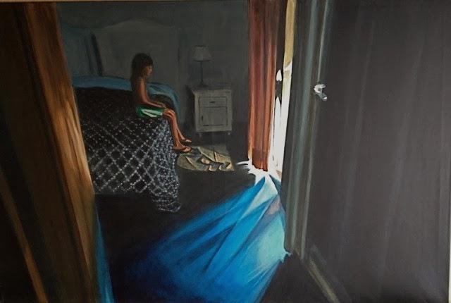 Немецкая художница. Brigitte Yoshiko Pruchnow