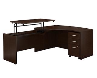 bbf ergonomic desk