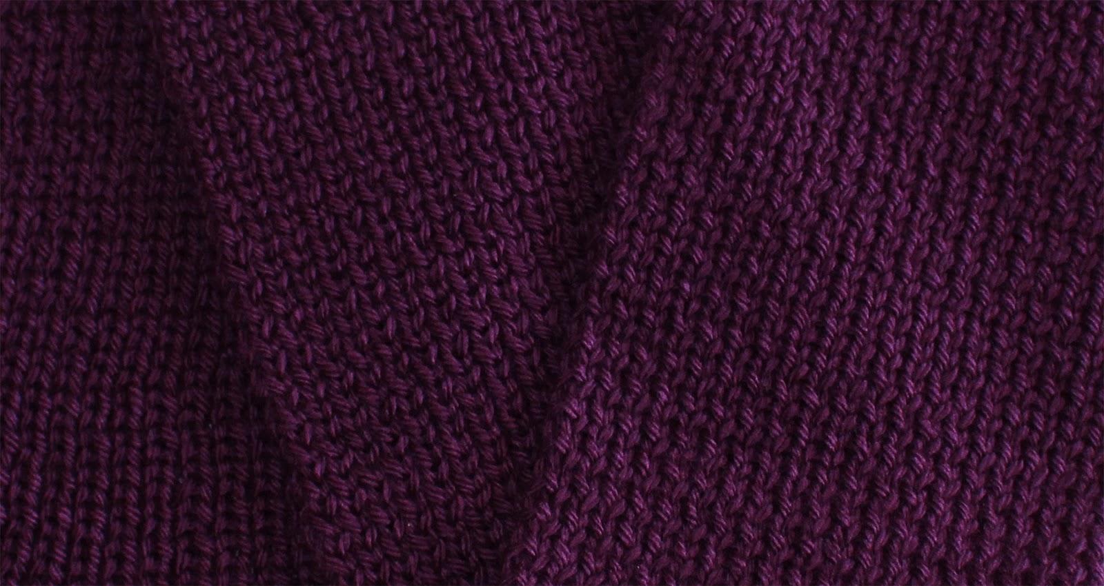 Purllin Acai Infinity Circle Scarf Free Knitting Pattern