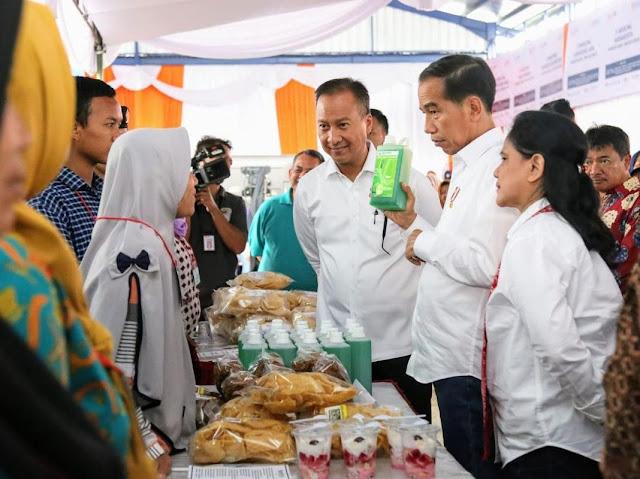 Jokowi Borong Sabun Cuci Rp 2 M, Ali Ngabalin Bilang Begini