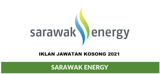 JAWATAN KOSONG SARAWAK ENERGY BERHAD 2021