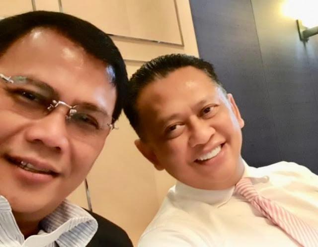 Megawati Dukung Bamsoet Jadi Ketua MPR Periode 2019-2024