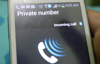 scoprire il numero privato