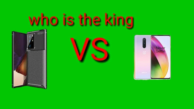 OnePlus 8 Pro and Note 20 Ultra which one is the king?