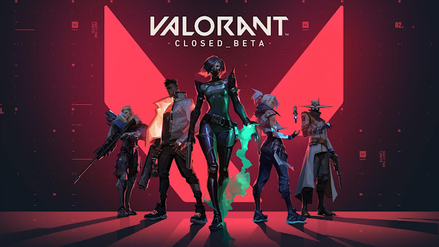 Todo lo que necesitas saber sobre Valorant el nuevo shooter de Riot!