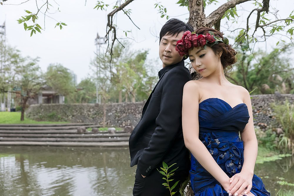 自助婚紗 | 婚紗 | 自主婚紗 | 台北婚紗 | 宜蘭羅東運動公園 | 羅東林場 |