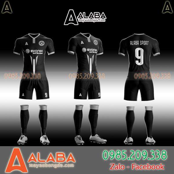 Áo CLB Dortmund 2019 tự thiết kế mã ALB DO08