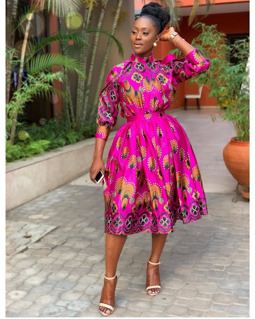 2020 Lovely Ankara Styles with Smiles