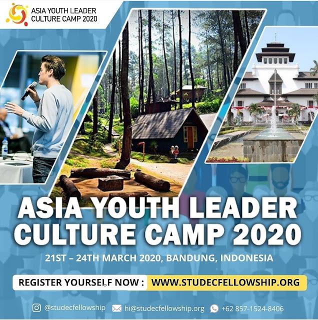 Asia Youth Leader Camp 2020 II 21-24 Maret 2020 Bandung