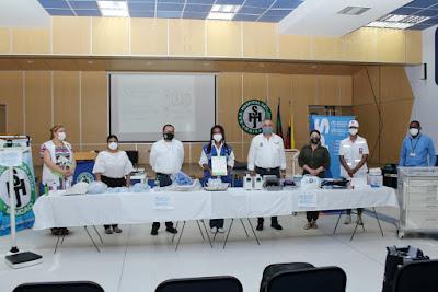 https://www.notasrosas.com/ OPS donó equipos e insumos al Hospital 'San José', de Maicao