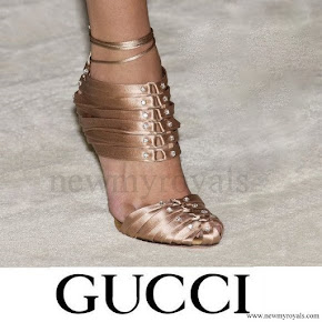 Crown Princess Mette-Marit Style Gucci Shoes- Sandals - SpringSummer 2004 Ready-To-Wear