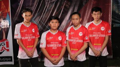 Tim Asal Modoinding Terbaik di Kualifikasi Provinsi PON XX Game Free Fire