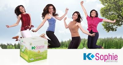 Jual K SOPHIE DAILY USE PANTYLINER