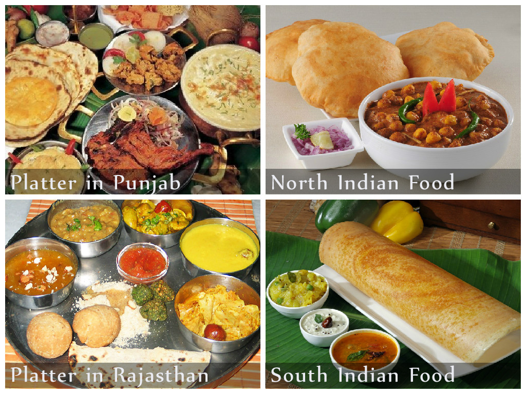 What makes indian food taste so great here is the answer - Different indian cuisines ...