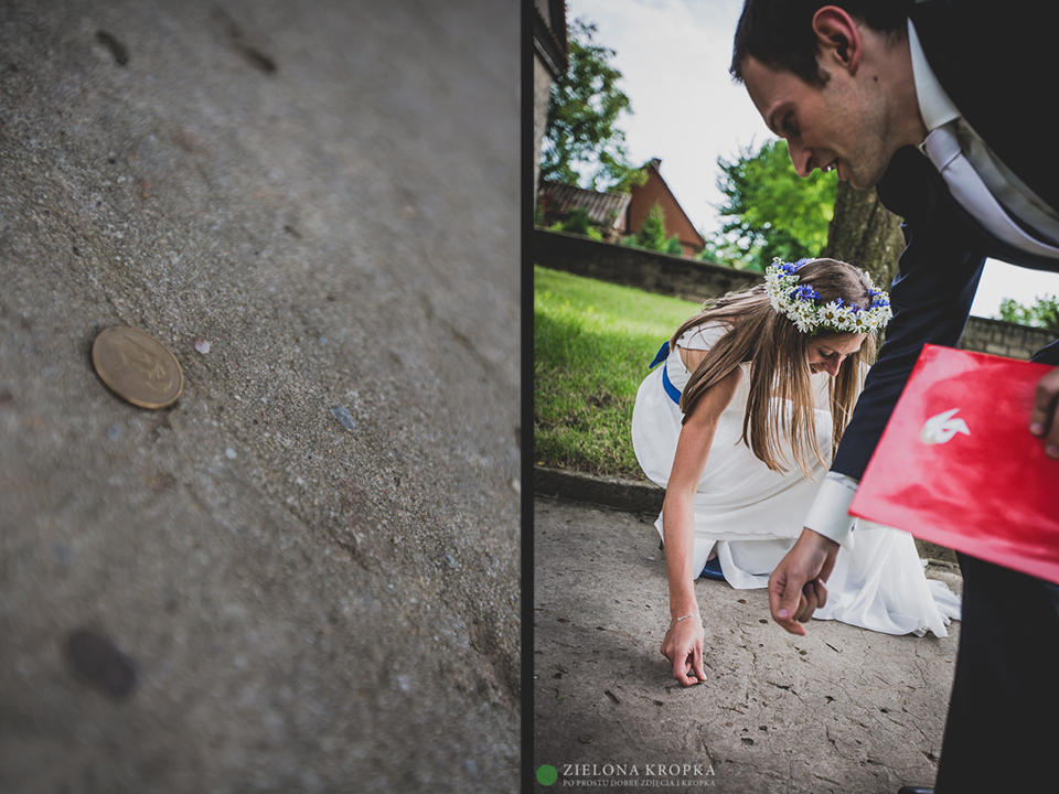 ślub pod gołym niebem, ślub na świeżym powietrzu, zdjęcia ślubne andrychów