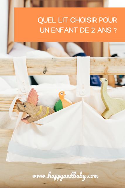 quel lit choisir pour un enfant de deux ans
