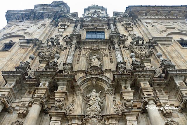 Fachada Monasterio de Vilanova de Lourenzá