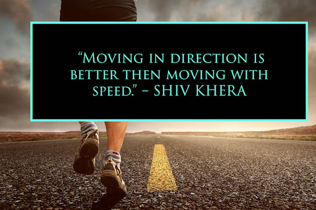 Inspirational quotes by shiv Khera