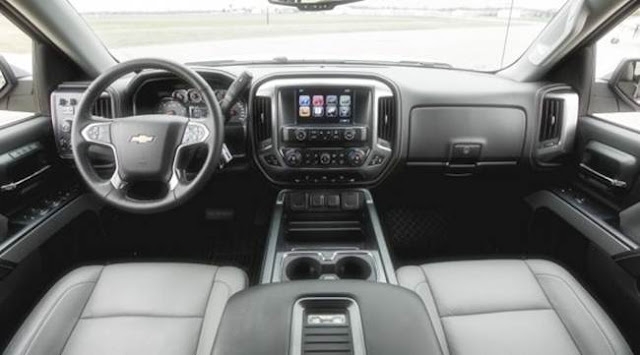 2018 Chevy Avalanche Redesign