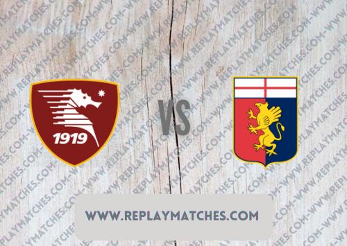 Salernitana vs Genoa Highlights 02 October 2021