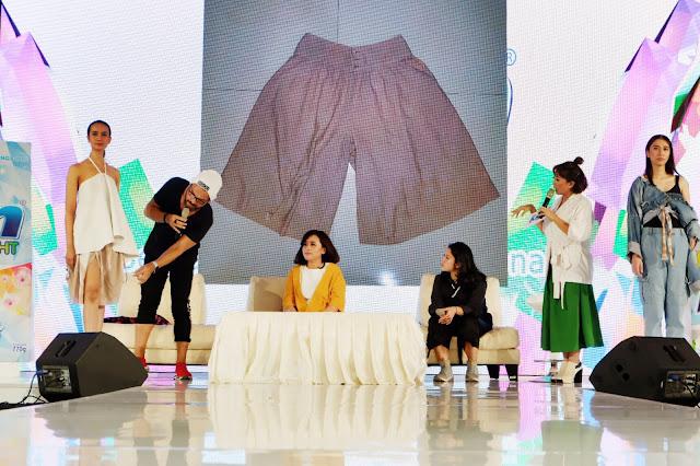 agar Tampilan tetap fashionable dan sustainable