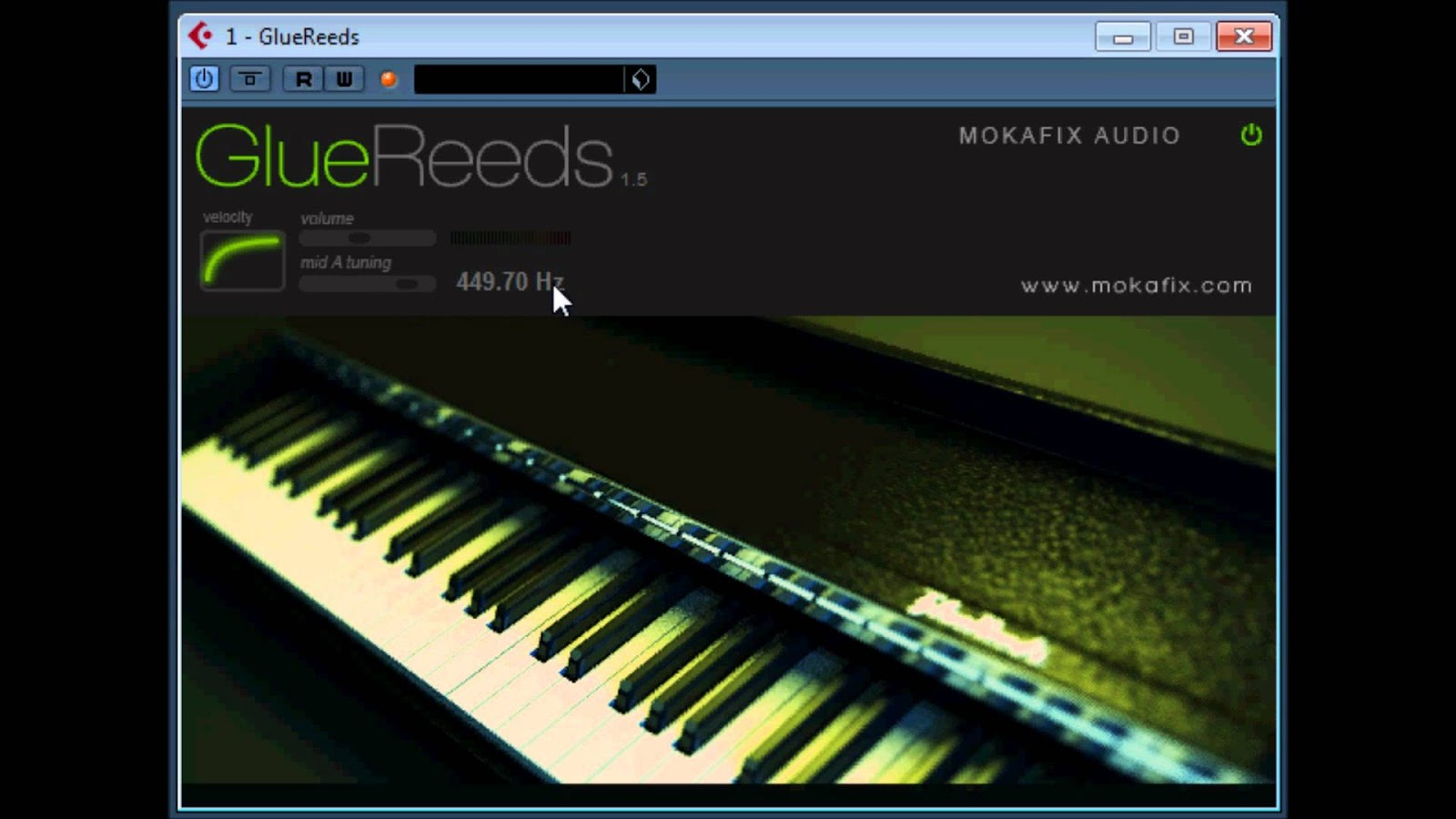 Download] GlueReeds - Free Electric Piano VST Plugins - Producer