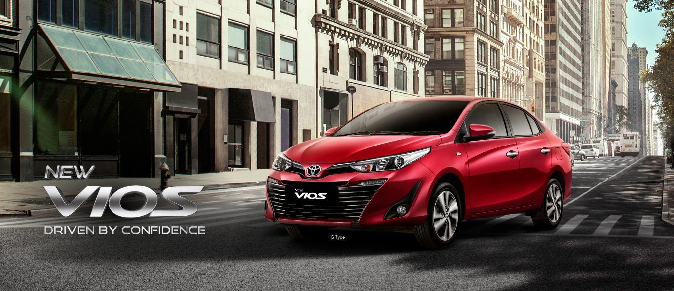 New Toyota Vios Tampil Lebih Segar dan Elegan Nasmoco Toyota Jogja