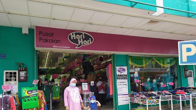 Shopping Baju Raya di Butik Pakaian Hari-Hari Memang Berbaloi.