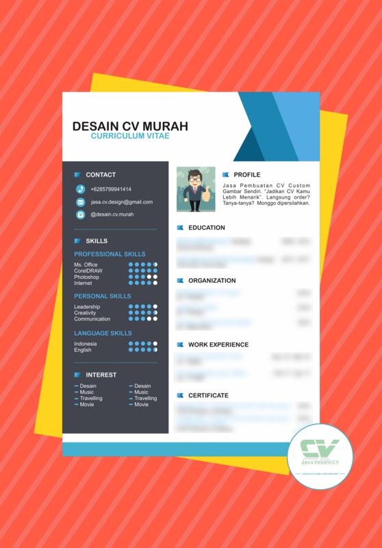 11 Contoh Cv Kreatif Lamaran Fresh Graduate Berbahasa Inggris Mahasiswa Dan Online Yang Baik Dan Benar 2020