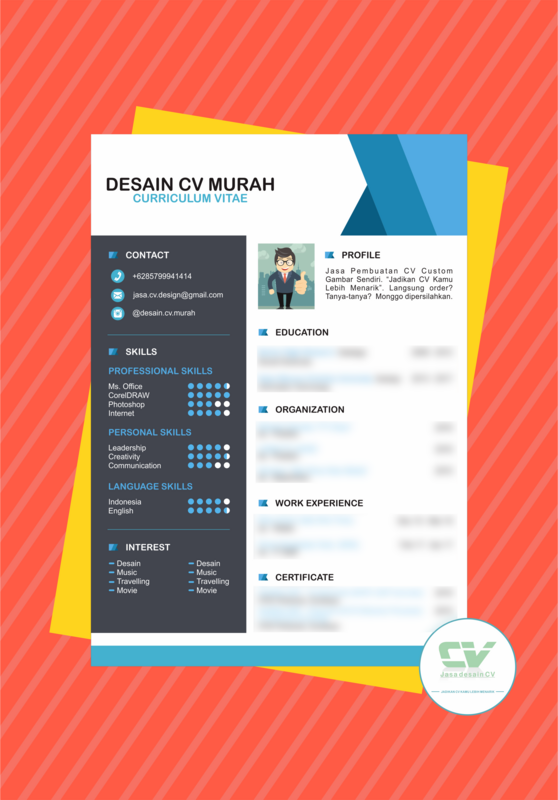 Cv Kreatif Fresh Graduate : kreatif, fresh, graduate, Contoh, Kreatif,, Lamaran,, Fresh, Graduate,, Berbahasa, Inggris,, Mahasiswa, Online, Benar